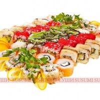 Сусуми суши - 1/6 суши