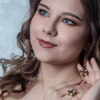 Анастасия Грудинина, 18 лет