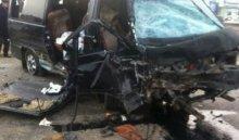 Серьезная авария с участием маршрутки произошла в Хомутово, одна пассажирка погибла
