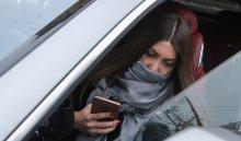 Лишенная водительских прав Багдасарян выложила фото зарулем