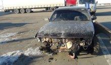 В Аларском районе мужчина угнал автомобиль Nissan Laurel и попал на нем в ДТП