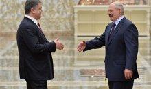 Порошенко иЛукашенко обсудили сотрудничество иситуацию вДонбассе