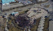 ВИркутске состоялся митинг против коррупции «Власть кответу»