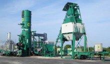 В начале мая начнет работать Иркутский асфальтобетонный завод