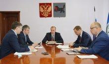 Левченко: «Перед лесным комплексом Приангарья ставятся большие задачи»