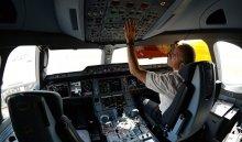 Стюардесса изГермании сменила пилота заштурвалом исмогла посадить самолёт