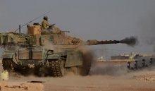 Турция успешно завершила операцию «Щит Евфрата» вСирии