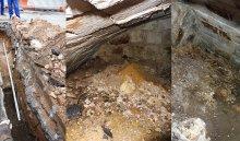 В центре Москвы нашли подземную тайную комнату