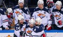 «Металлург» победил «АкБарс» ивышел вфинал плей-офф КХЛ