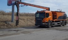 Ремонт иркутских дорог будут проводить струйно-инъекционным методом