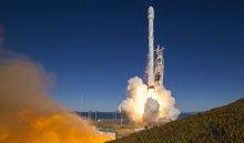 SpaceX впервые вистории повторно запустила ступень ракеты Falcon 9