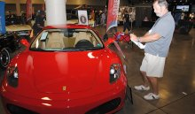 Ferrari F430 Дональда Трампа продана за 270 тысяч долларов