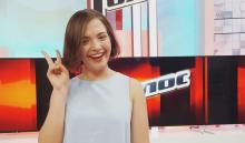 Дарья Антонюк вошла впятеркулучших победителей шоу «Голос» вмире