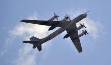 США подняли самолеты наперехват российских Ту-95около Аляски