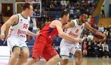 ЦСКА обыграл «Басконию» вовтором матче плей-офф Евролиги