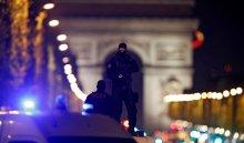 Злоумышленник устроил стрельбу вцентре Парижа