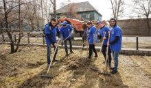 В Иркутске в общегородском субботнике приняли участие более 30 тысяч горожан