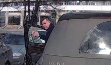 ВМоскве задержан мужчина, заблокировавший машину детской скорой
