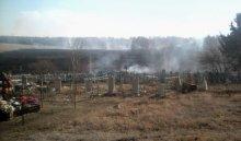 Сжигание мусора накладбище стало причиной лесного пожара вЗиминском районе
