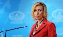 Захарова осадила американскую ведущую после слов о«режиме» вРоссии