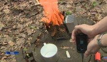 Уфимский изобретатель придумал устройство, позволяющее заряжать гаджеты откостра
