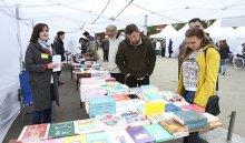Первый книжный фестиваль в Иркутске посетили 15 тысяч человек