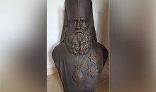 В Иркутск привезли бюст Святителя Иннокентия