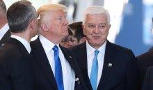 Премьер Черногории не обиделся на оттолкнувшего его Трампа