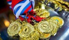 Золотую ибронзовую медали завоевали акробаты Приангарья наэтапе «Надежды России»