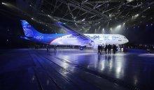 ВИркутске состоялся первый пробный полет нового российского лайнера МС-21