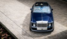 Rolls-Royce представил самый дорогой автомобиль вмире