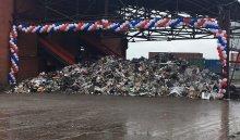 Свалка мусора вПодмосковье перестанет работать сегодня (Видео)