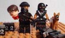 ВСети продают поддельный конструктор LEGO сфигурками террористов