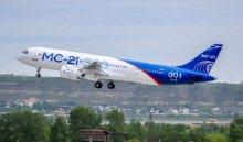 Самолет МС-21готовят ковторому этапу летных испытаний
