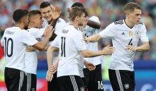 Сборные Германии иЧили вышли вполуфинал Кубка конфедераций