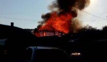 В Иркутске задержан подозреваемый в поджоге деревянного дома