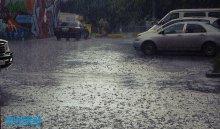 В ближайшие сутки дожди и грозы пройдут в Иркутске и области