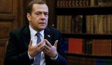 Медведев назвал «трагикомедией» лишение Саакашвили украинского паспорта