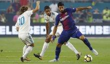 «Барселона» обыграла «Реал» наМеждународном кубке чемпионов