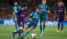 «Реал» вновь победил «Барселону» изавоевал Суперкубок Испании пофутболу