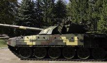 Порошенко похвастался в Facebook модернизированным танком Т-72