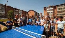 В Ленинском округе Иркутска проходят турниры по теннису