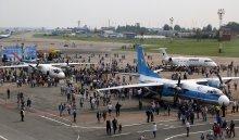 Около 10 тысяч иркутян пришли на праздник в честь Дня воздушного флота
