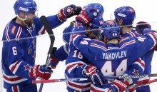 СКА победил ЦСКА в матче за Кубок открытия КХЛ