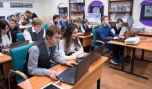 Московский школьник станет преподавателем проекта «Кибер Россия»
