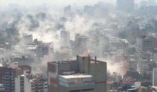 ВМексике жертвами землетрясения стали почти 140человек