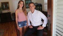 ВСША банкир борется сдресс-кодом вшколе, где его дочь отвлекает мальчиков отучебы