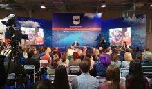 Сергей Левченко впрямом эфире ответил навопросы жителей Иркутской области