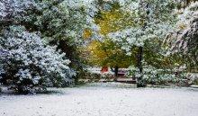 Снег исильный ветер прогнозируют синоптики вИркутской области 25сентября