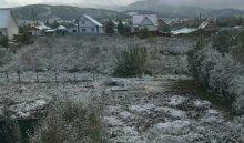 Три района Красноярского края обесточены из-за снега исильного ветра